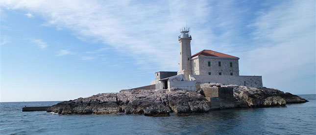 Dalmatia lighthouse