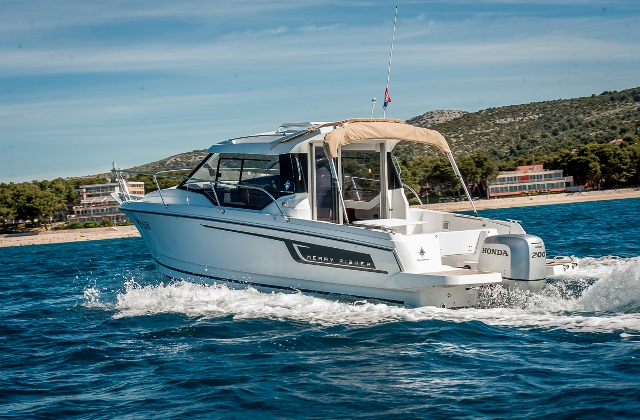 Jeanneau Moteurs MERRY FISHER 695 MARLIN - …