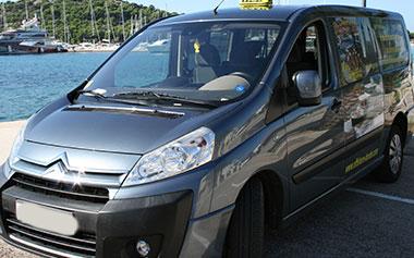 Taxi Citroen Jumpy