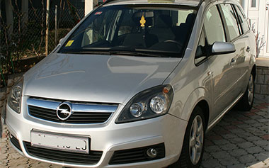 Taxi Opel Meriva