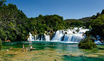 Trip to NP Krka